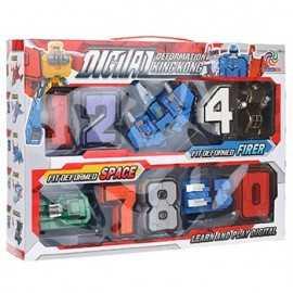 Набор игрушек-трансформеров...