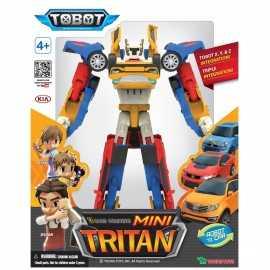 Робот-трансформер Tobot...