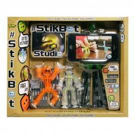 Игровой набор StikBot Studio