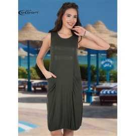 Платье Cocoon с карманами