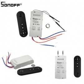 Sonoff iFan02 вентилятор...