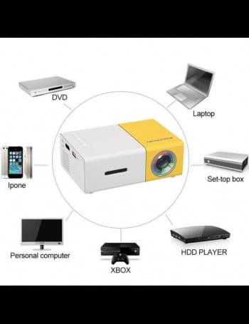 Мини-проектор YG-300....